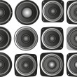 Speakers — Stock Vector