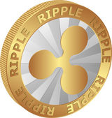 Ripple — Stock Vector