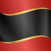 Black background — Stok Vektör