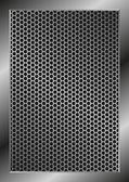 Rasp textuur — Stockvector