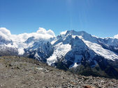 The Caucasus Mountains 4 — Stock Photo