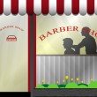 Barber Shop - Image vectorielle