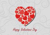 Valentine 6 — Stock Vector