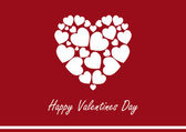Valentine 3 — Stock Vector