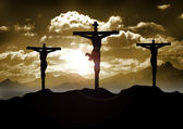 Christ Crucified — Stock Photo