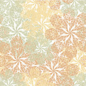 Flower spring background — Stock Vector