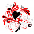 Royalty-Free Stock Vector Image: Valentines heart.