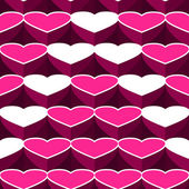 Valentines background — Stockvector