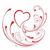 день святого валентина — Cтоковый вектор