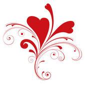 Giorno di san valentino. — Vettoriale Stock