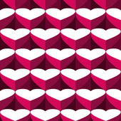 Valentines background — Vettoriale Stock