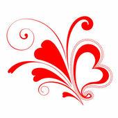 Dag van de valentijnskaart — Stockvector
