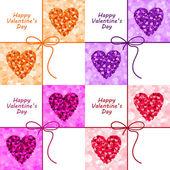 San valentino cuore. — Vettoriale Stock