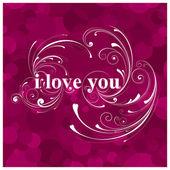 Сердце Дня святого Валентина. — Cтоковый вектор