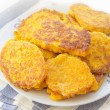 Pumpkin Fritters — Stock Photo #41691203