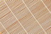 Bamboo tablecloth — Stock Photo