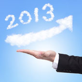 Happy new year 2013 — Foto de Stock