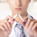 Quit smoking — Stock Photo