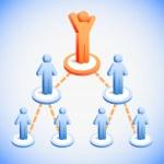 Business Team Network — Stock Vector #29479455