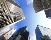 современный бизнес здание — Стоковое фото