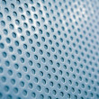 Stock Photo: Metal background with circles