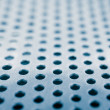 Metal background with circles — Stock Photo #35930641