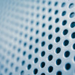 Metal background with circles — Stock Photo #35930665