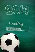 Soccer — Stock fotografie