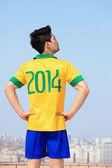 Lets play soccer now — Foto de Stock