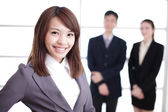Group of success business people — Stock Photo