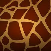 Zürafa arka plan doku — Stok Vektör