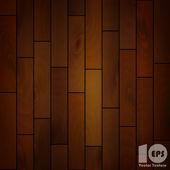 Vector wood texture background — Stock Vector