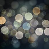 Nacht lichten achtergrond — Stockvector