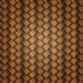 Fliesen wicker textur — Stockvektor
