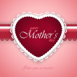 Royalty-Free Stock Vector Image: Mother\'s day postcard