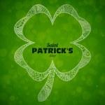 St. Patricks Day background — Stock Vector
