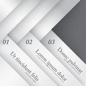 Infographics background — Stock Vector
