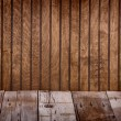 Brown wooden panel — ストック写真
