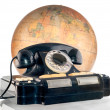 Old telephone — Stock Photo #23667321