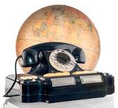 Teléfono antiguo — Foto de Stock