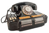 Telephone-commutator — Stock Photo