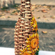 Decorative bottle — Stock Photo