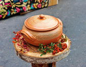 Keramik aus clay21 — Stockfoto