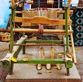 Old machine-made — Stock Photo