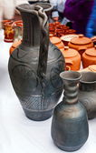 Pottery from clay13 — Stockfoto
