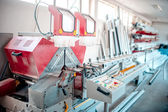 Factory tools, industrial manufacturing and production equipment — Stock Photo