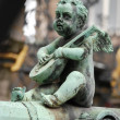 Statuary amur — Stock Photo