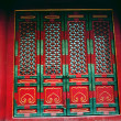 Antique Chinese Door — Stock Photo #15329709