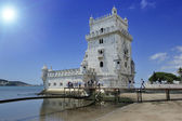 Portugal lisbon belem tower — Stock Photo