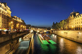 Paris Pont Neuf, — Stockfoto